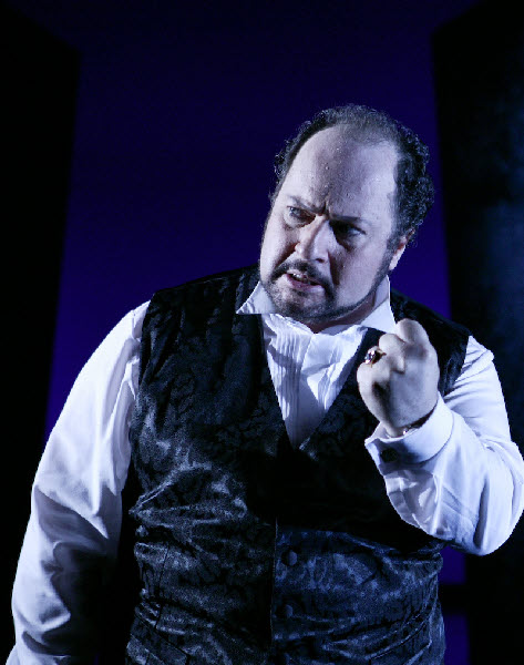 Duca in Rigoletto Act 2